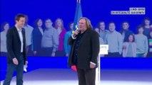 """""""Il peut se passer une catastrophe."""" Comment Gérard Depardieu a fait trembler l'équipe de campagne de Nicolas Sarkozy"""