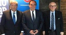 Türkiye Futbol Federasyonu Başkanlığı İçin Servet Yardımcı'nın İsmi Geçiyor
