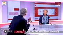 Invitée : Elisabeth Borne - Territoires d'infos (15/02/2019)
