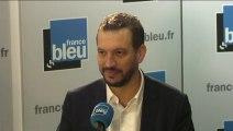 """L'invité de France Bleu Matin """"le Grand Débat"""" Jean-Philippe Gautrais, maire de Fontenay-sous-Bois"""