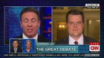 Chris Cuomo Says Donald Trump Takes Orders From Sean Hannity