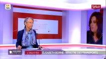 Best Of Territoires d'Infos - Invitée politique : Elisabeth Borne (15/02/19)