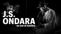 J.S. Ondara en concert privé au studio Harcourt