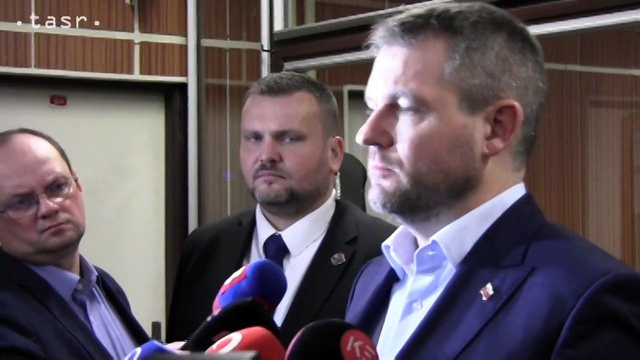 P. Pellegrini: Nesúhlasím s tým, ako sa SMER zachoval pri voľbe sudcov