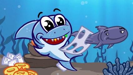 Hainer - Der kleine Hai - Gegen den Strom