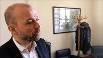 """Jean-François Debat :  """"Les Gilets jaunes n'auront pas le droit de pénétrer dans le centre-ville"""""""