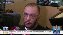 """Pour l'avocat d'Éric Drouet, """"Les réquisitions sont au-delà de toute réalité"""""""