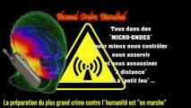 """""""Tous mis dans des Micros-ondes""""au service du  Nouvel Ordre Mondial (Hd 720)"""