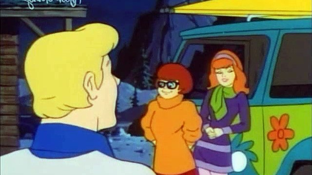 The Scooby Doo S  S02 E03 Hang in There  Scooby Doo