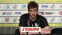 Gurtner «On a envie de démarrer une série» - Foot - L1 - Amiens