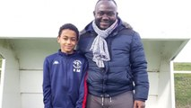 Le nouveau Kylian Mbappé a 11 ans, joue à Roissy en Brie et s'appelle vraiment Kylian Mbappé