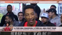Scottie Pippen : LeBron James n'a pas le gène clutch
