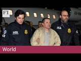 Mexico's 'El Chapo' convicted in the US for drug trafficking