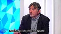 L'invité de la rédaction - 15/02/2019 - Benoît Lauret, référent Place Publique (37)