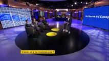 La bande de « la faute à l'Europe? » a reçu Arnaud Danjean, eurodéputé Les Républicains. (1/4)
