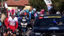 Le Tour de la Provence au départ d'Istres, les passionnés au rendez-vous