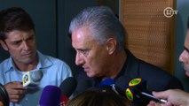 Tite diz que segue acompanhando rápida adaptação de Lucas Paquetá no Milan