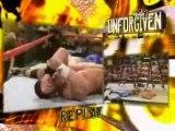 WWE Unforgiven 2006 John Cena vs Edge TLC  2