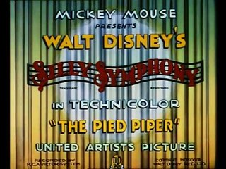 The Pied Piper (1933) - Short (Animation, Family)