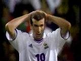 Zinédine Zidane - Ses plus beaux buts