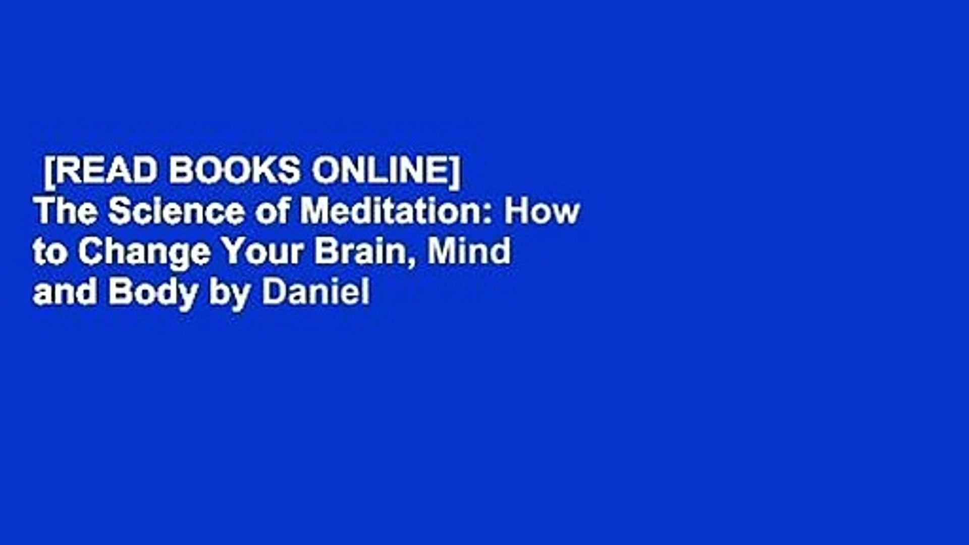 The Meditative Mind Daniel Goleman Download