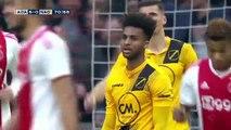 Ajax 5-0 NAC Breda- Ziyech