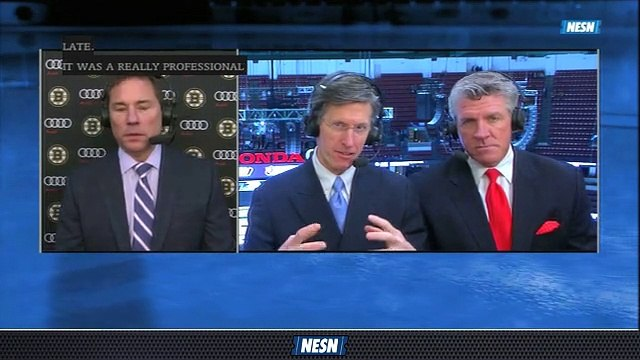 NESN Sports Today: Bruce Cassidy Pleased With Bruins' Consistency