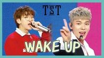 [HOT] TST  - WAKE UP, 일급비밀 - WAKE UP Show Music core 20190216