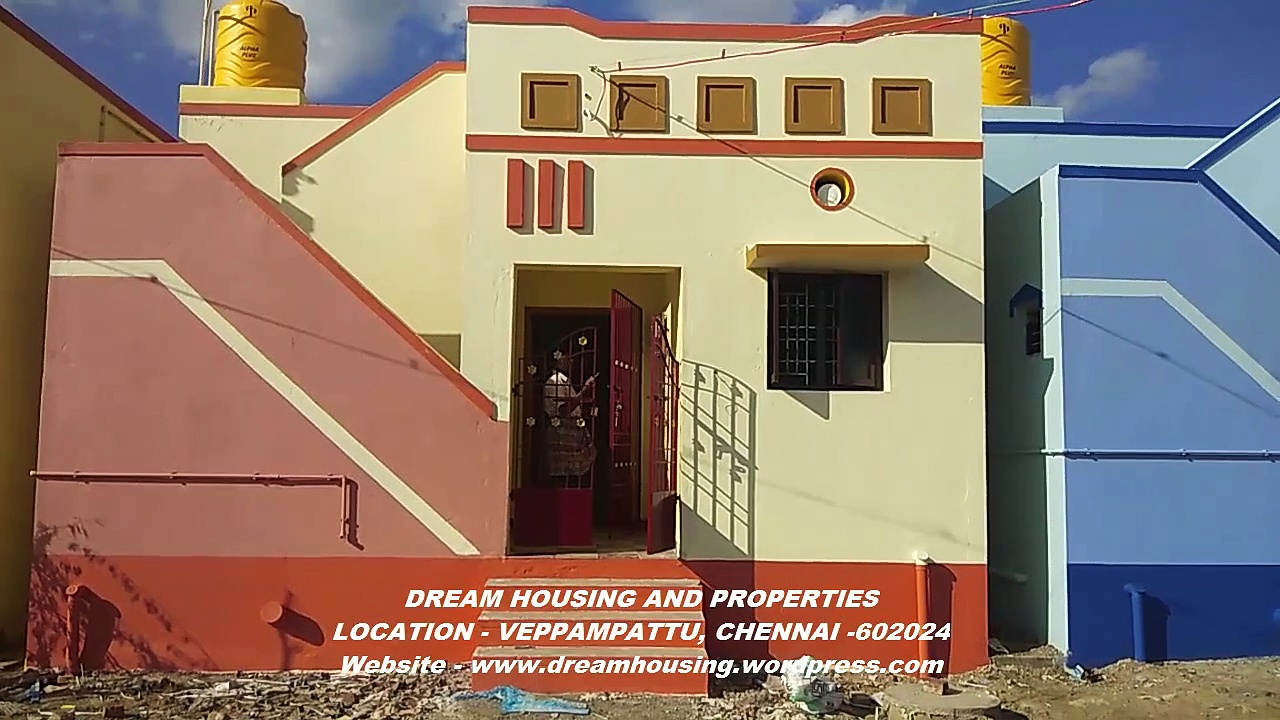 Individual 1 BHK House for sale at Veppampattu, Ph – 9042279132