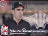Formula E – Interview de Sébastien Buemi avant le e-Prix de Mexico 2019