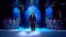 Father Ray Kelly takes us all to Church with INSPIRATIONAL performance! _ Semi-Finals _ BGT 2018