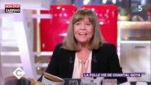 C à vous : Chantal Goya dézingue Patrick Sabatier (vidéo)
