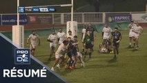 PRO D2 - Résumé Massy-Provence Rugby: 13-14 - J21 - Saison 2018/2019