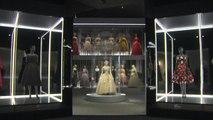Inside London's stunning Christian Dior exhibition