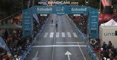 Cyclisme - Tour de Murcie 2019 - Victoire de Luis Leon Sanchez devant Alejandro Valverde