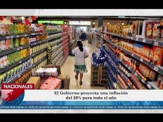 36 Noticias Canal 9 Programa 005 Viernes 15-02-19
