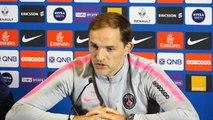 """8es - Tuchel : """"Lyon a la qualité pour lutter avec le Barça"""""""