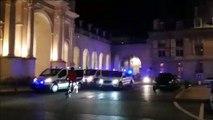 Gilets jaunes à Nancy : les forces de l'ordre se positionnent autour de la place Stanislas