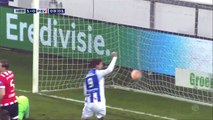 Donyell Malen rescues point for Eredivisie leaders PSV at Heerenveen