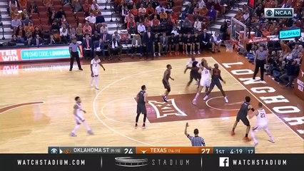 Oklahoma State vs. Texas Basketball Highlights (2018-19)