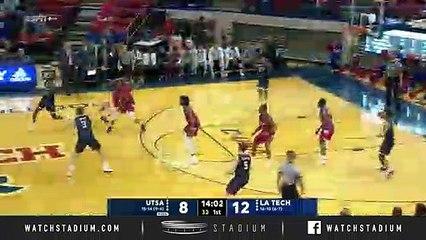 UTSA vs. Louisiana Tech Basketball Highlights (2018-19)