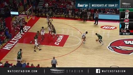 UAB vs. Western Kentucky Basketball Highlights (2018-19)