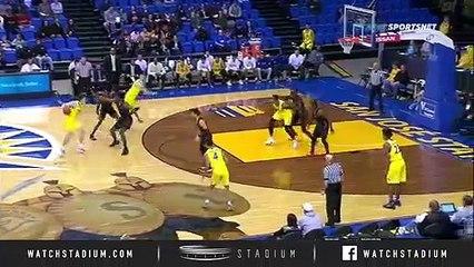 UNLV vs. San Jose State Basketball Highlights (2018-19)