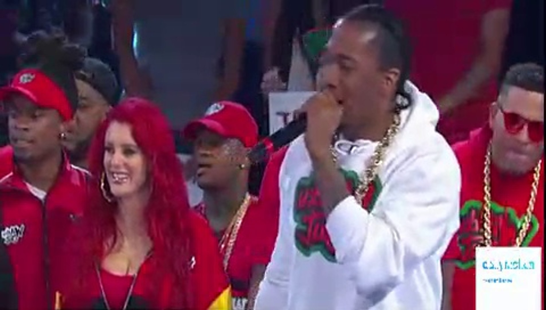 Nick Cannon Presents: Wild 'N Out - S013 E 7 - O.T Genasis / Nate Robinson| Nick Cannon Present