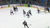 QMJHL Cape Breton, Screaming Eagles at Drummondville, Voltigeurs