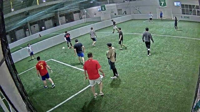 02/17/2019 00:00:02 - Sofive Soccer Centers Rockville - Camp Nou