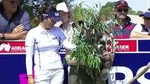 American Nelly Korda wins LPGA Australian Open