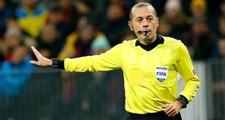 Cüneyt Çakır, Şampiyonlar Liginde Lyon-Barcelona Maçını Yönetecek