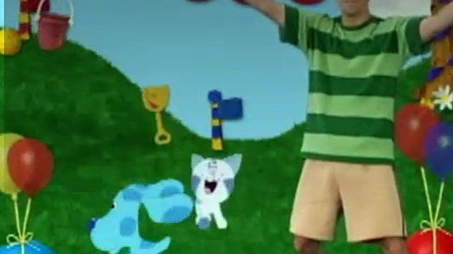 Blue's Clues - S04e20 - Blue's Backyard Ballgame Bonanza