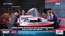 La chronique d'Anthony Morel : L'intelligence artificielle face au cerveau humain - 20/02